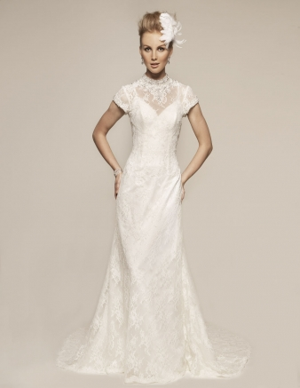 Liz Fields Designer Wedding Dresses OneWed