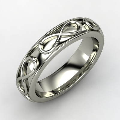 infinity-wedding-band-mens-jewelry-white-gold