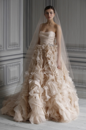 Wedding Dresses Designers Monique Lhuillier