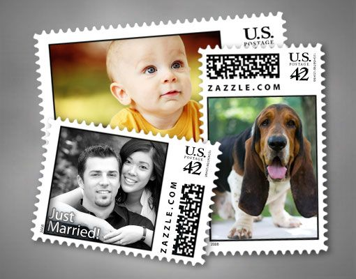 Put your own stamp on your wedding invitations… Literally!