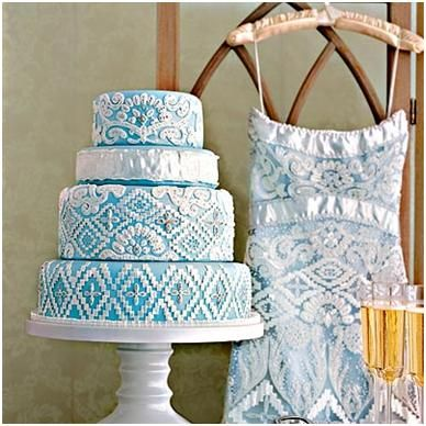 Bubbly Bride: Patterns full of Personality