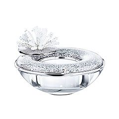 Swarovski wedding reception tea light