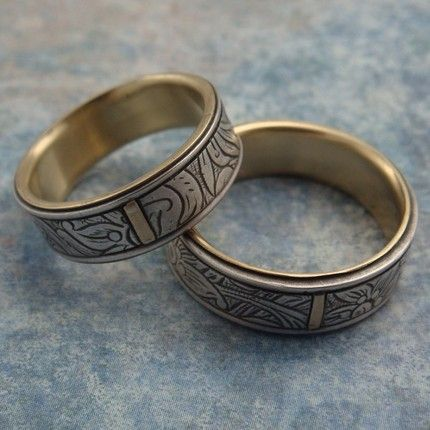 custom wedding bands