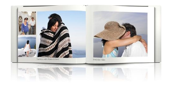 sunrise honeymoon photobook