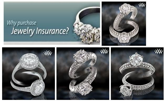 Protect the beautiful ring you used to pop the question with engagement ring insurance