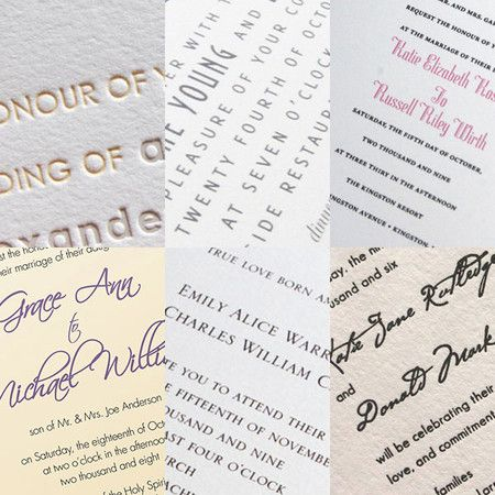 wedding invitations wording etiquette Ever After Wedding Market