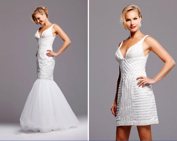 David Tutera by Faviana Wedding Dress Cameron Credit Cameron