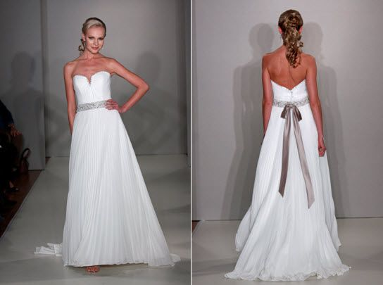 Alfred Angelo Sapphire Wedding Dresses Spring 2010