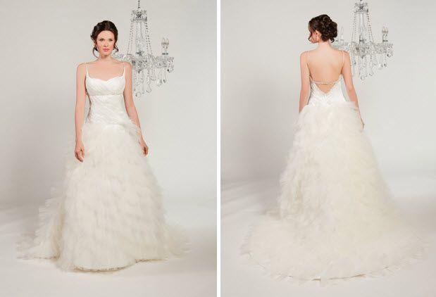 Avant Mariee Wedding Dress Style 9106 (Evangaline)