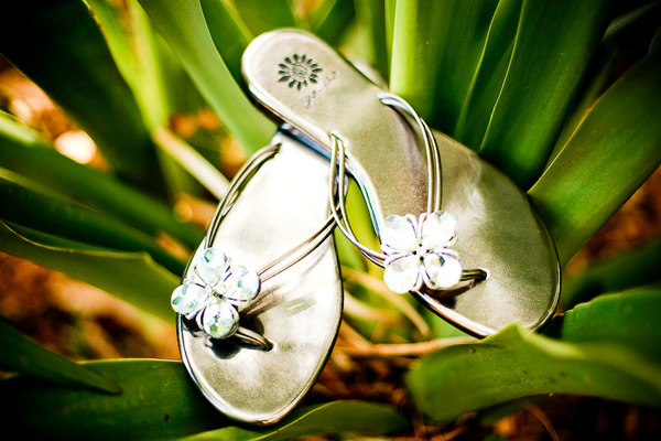 Bridal flats not just for beach weddings Perfect for brides seeking