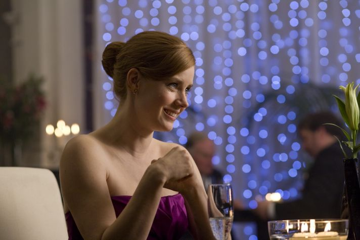 Amy Adams stars in the movie Leap Year