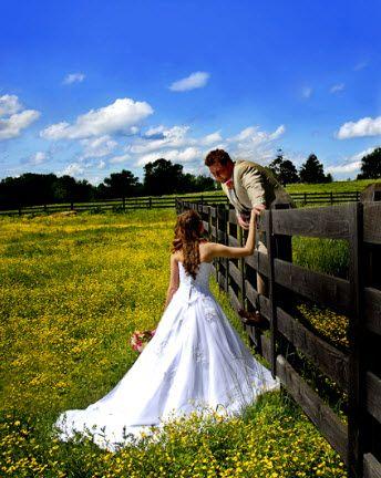 Beautiful wedding photo from Kerry Brooks Photography