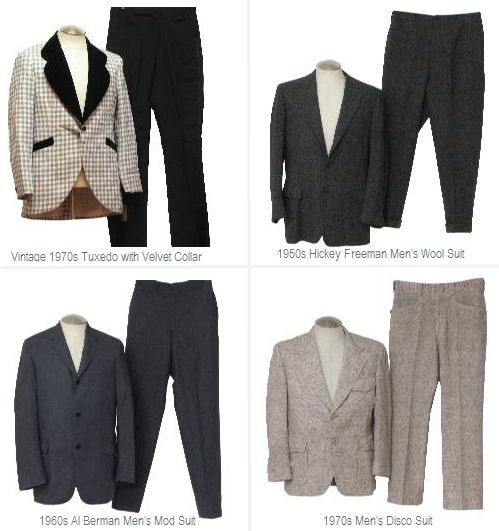 Attire for wedding day vintage pre owned tuxedos suits full jpg