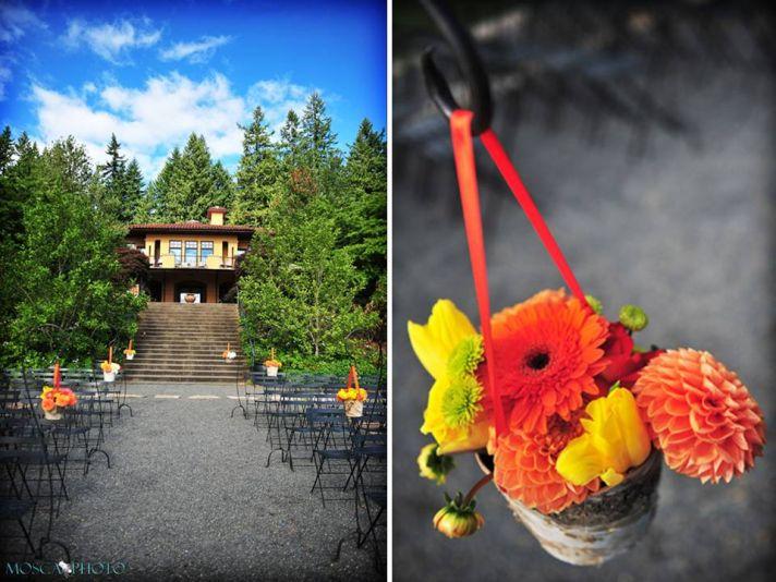 Garden Vineyards- a stunning wedding venue near Portland, OR
