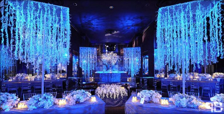 Wedding Decor Ideas How To Create A Winter Wonderland Wedding