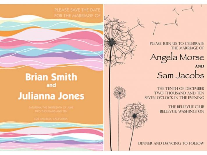 Paperless Invitations Wedding
