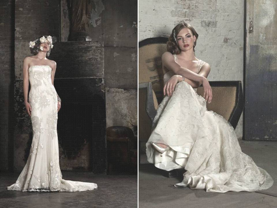 Lovely Dresses For Brides: Traditional Bridal Gown