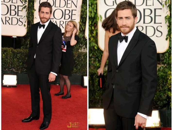 2011 Golden Globes- Dapper Formalwear to Inspire Your Groom