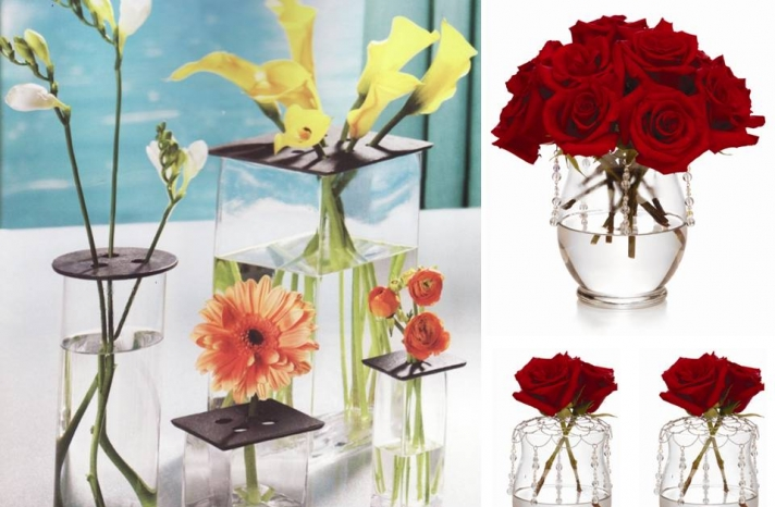 3-simple-diy-wedding-centerpiece-ideas-red-roses-wedding-flowers