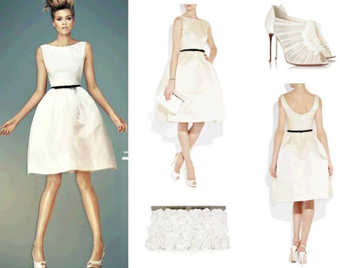 Simple Wedding Dress For Philippines Short Dresses