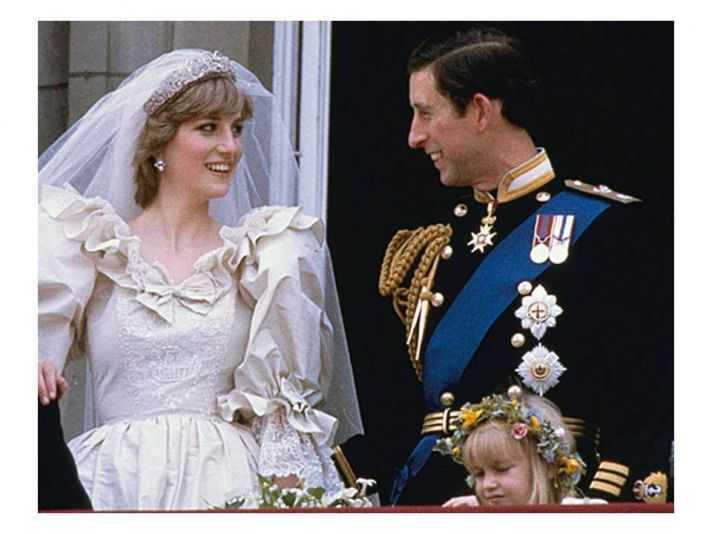 Princess Diana's wedding dress left an indelible mark on British bridal design industry
