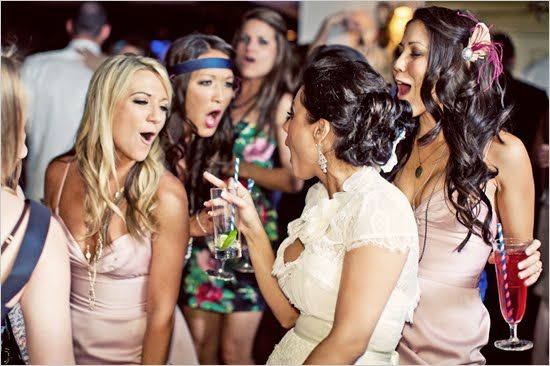 Make sure all your wedding guests are involved and having fun while your DJ is entertaining