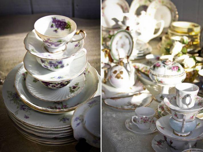 Eco-friendly Nashville, Tn wedding venue offers vintage wedding decor rentals