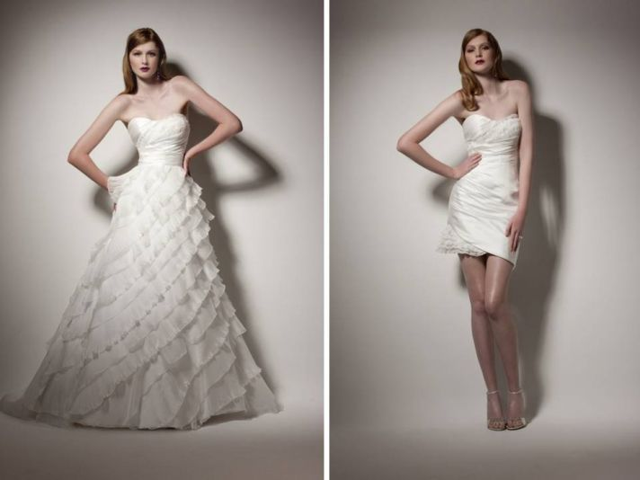 martina liana spring 2011 2 in 1 wedding dress