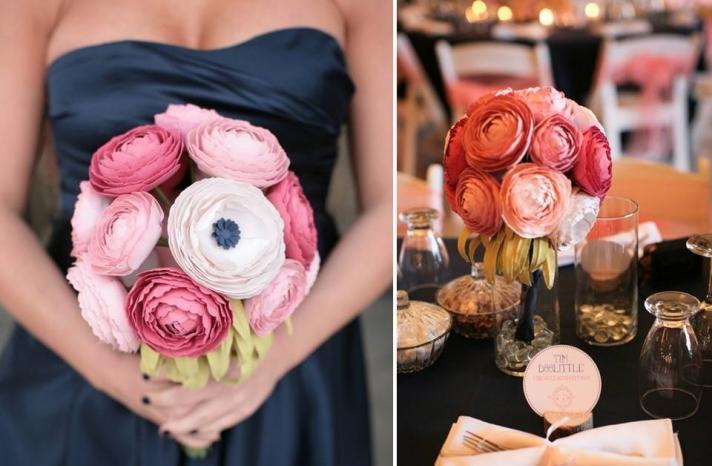 etsy-wedding-flowers-eco-friendly-weddings-paper-bridal-bouquet