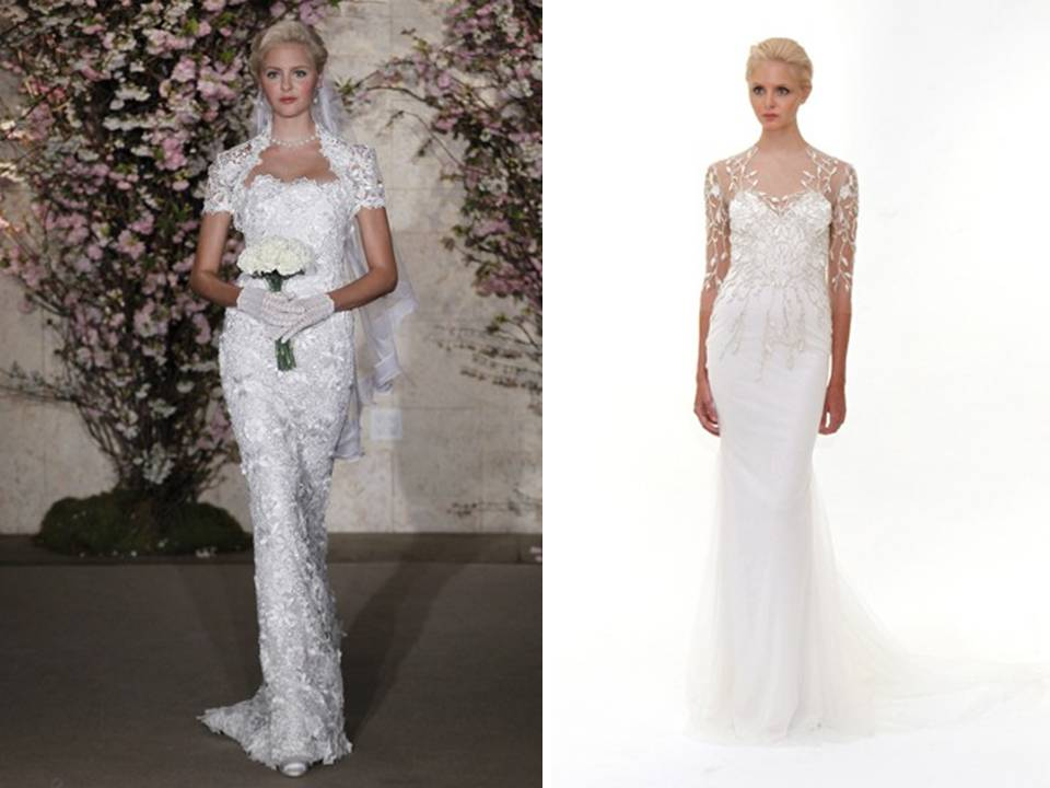 Credit 2012 wedding dresses all about sleeves