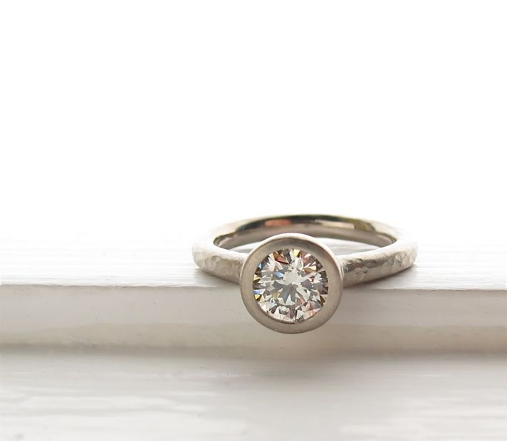 Earth Friendly Engagement Rings and Wedding Bands