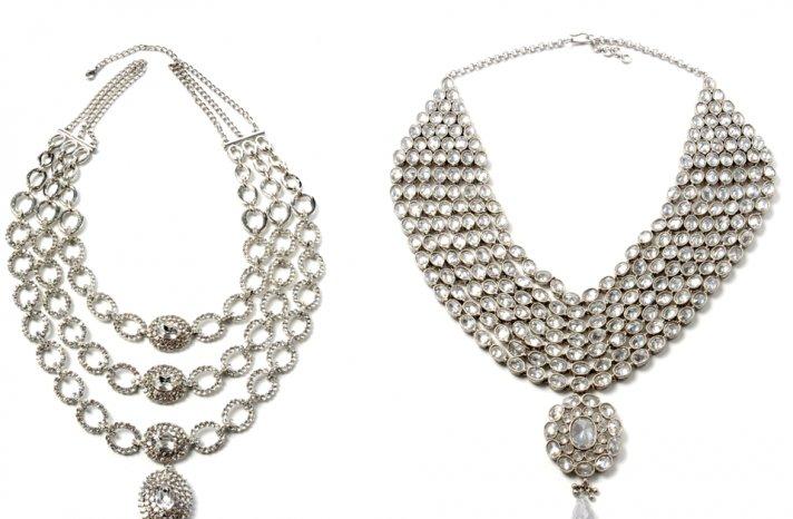 statement-bridal-necklaces-multi-strand-wedding-jewelry-tejani