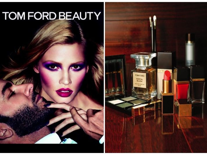 Designer Tom Ford launches beauty collection for discerning brides-to-be