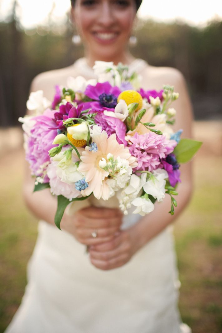 Gorgeous spring wedding by Brett Arthur Weddings