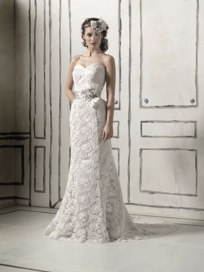 2011 wedding dresses by justin alexander onewed