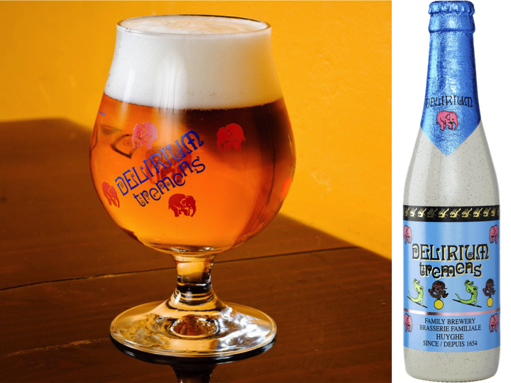 Delirium Tremens the perfect specialty beer for your wedding reception
