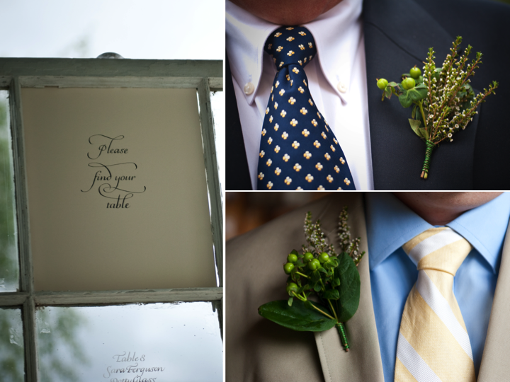Credit Real summer wedding in Colorado by Alison White Photography