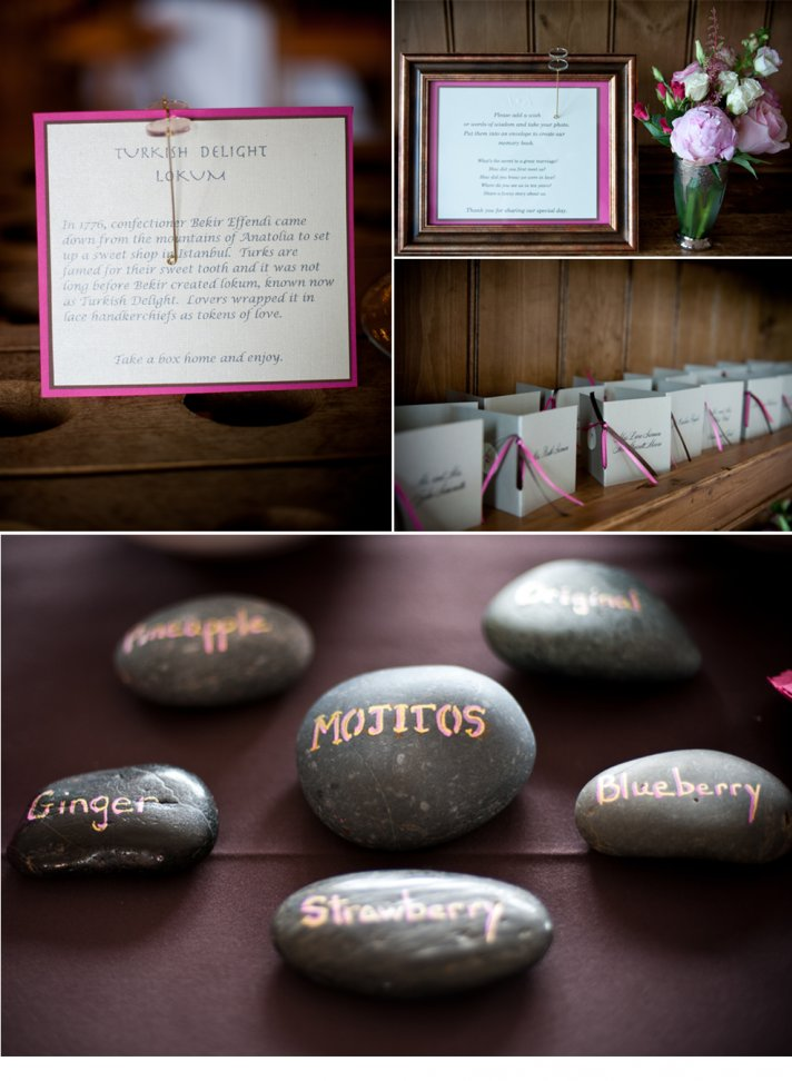 Personalized real wedding in Virginia