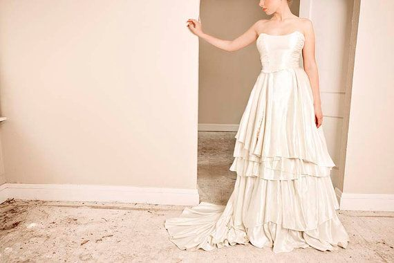 Janay A Handmade's Cypress Wedding Gown