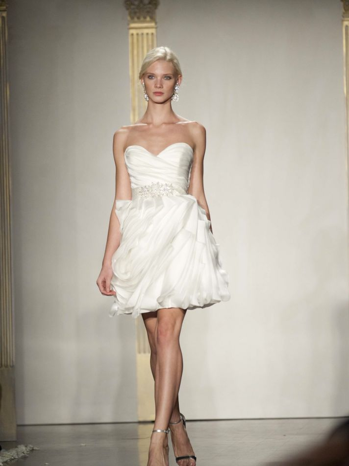 Spring 2012 Wedding Dresses by Tara Keely