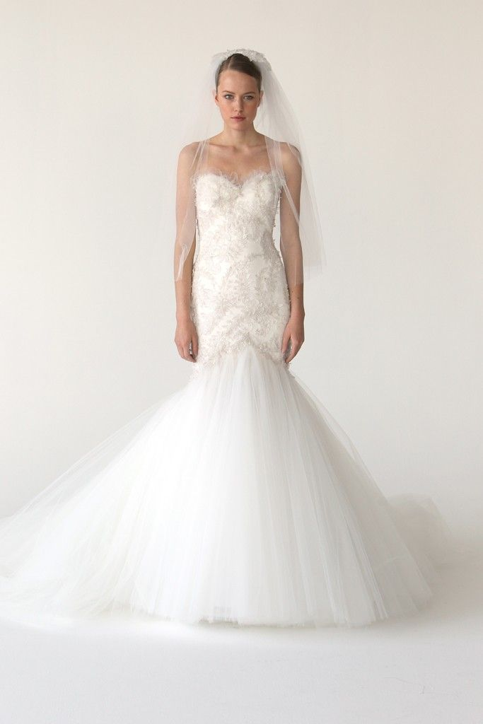 Marchesa wedding dresses, Fall 2012