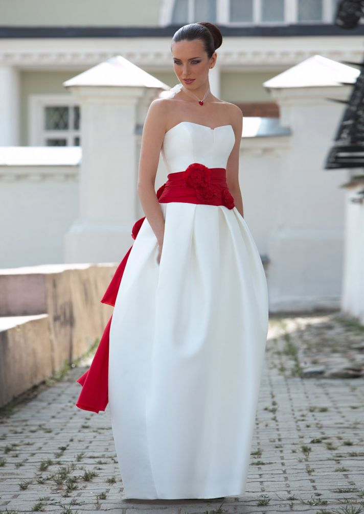 Jackie Kennedy Inspired Wedding Dress. Amazing Great Picture Of ...