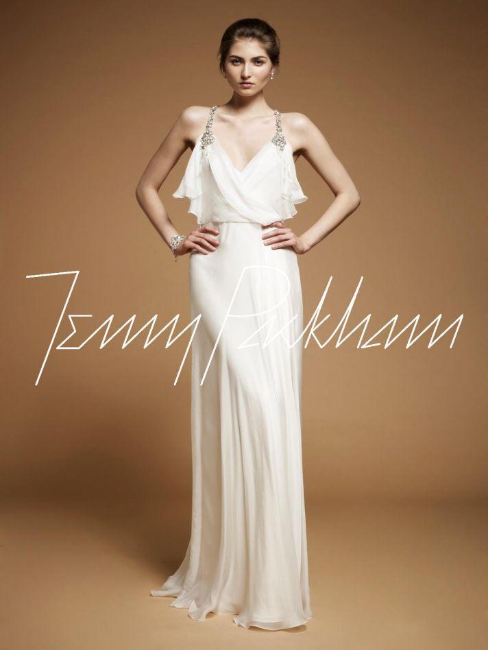 Jenny Packham wedding dress, 2012 bridal gowns 3