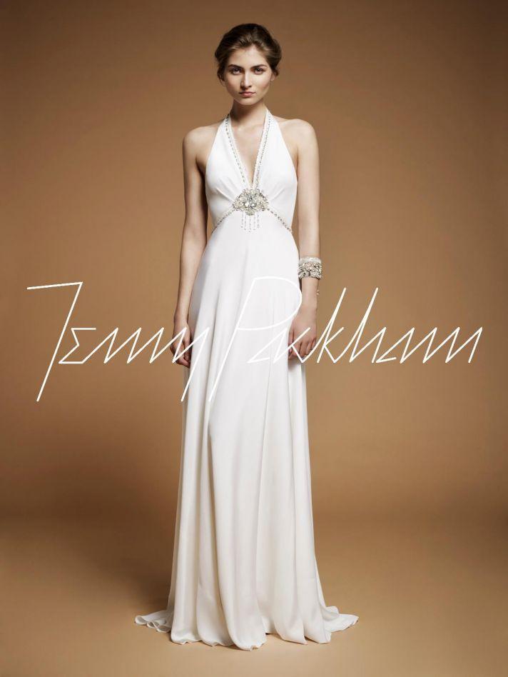 Jenny Packham wedding dress, 2012 bridal gowns 7