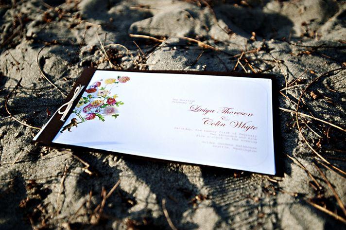 Winter wedding in Seattle- vintage bride, bright wedding flowers