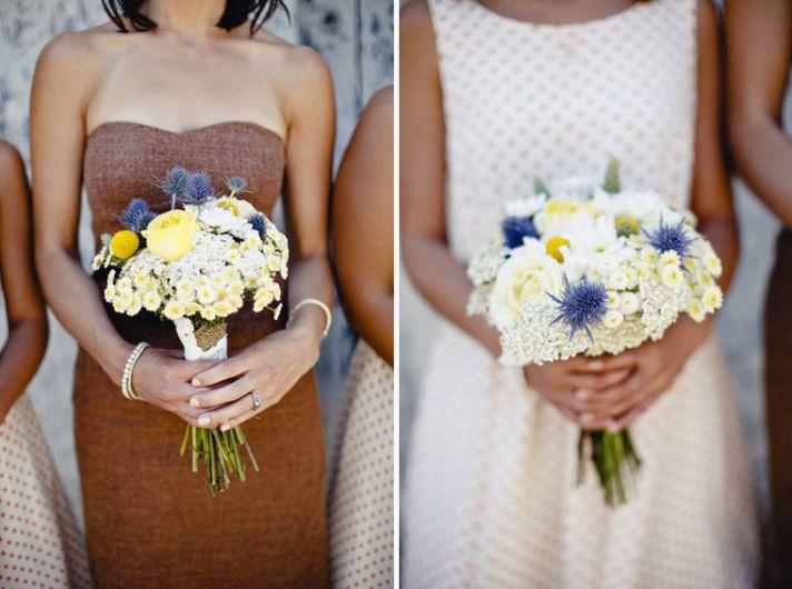 Real California weddings- vintage bride, barn wedding venue by Matthew Morgan Photography- 4
