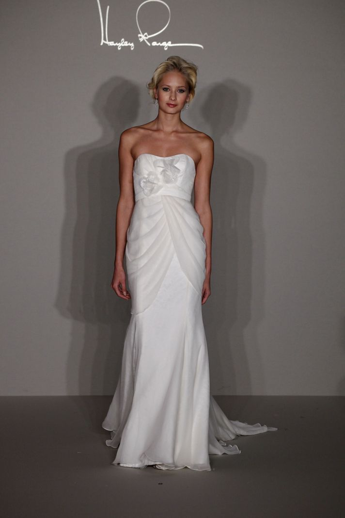 See Hayley Paige S Debut Wedding Dress Collection