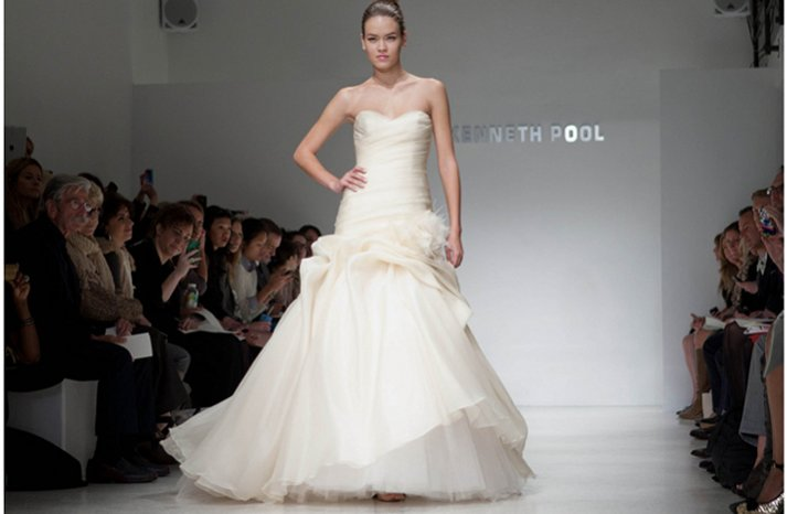 strapless wedding dresses 2012 bridal gown christos sweetheart