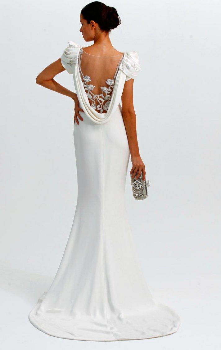 statement backs 2012 wedding dress trends marchesa 2