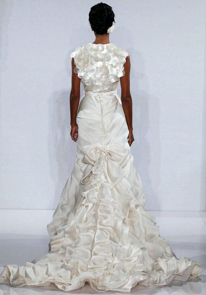 statement back wedding dresses 2012 bridal trends pnina tournai 6